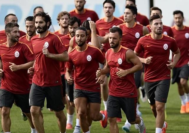 Galatasaray Danimarka kamp kadrosunu açıkladı
