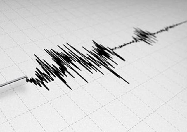 6,2 büyüklüğünde deprem!