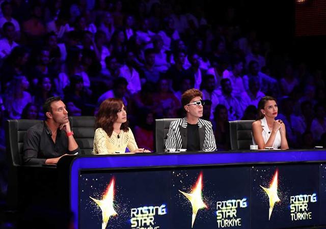 Rising Star Türkiye TV8'de başladı!