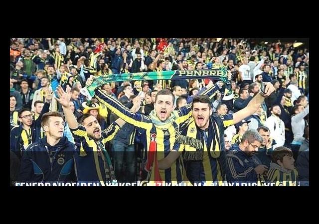 Fenerbahçe'den 'Yüksek Rizikolu Maç' uyarısı ve taraftarın tepkisi!