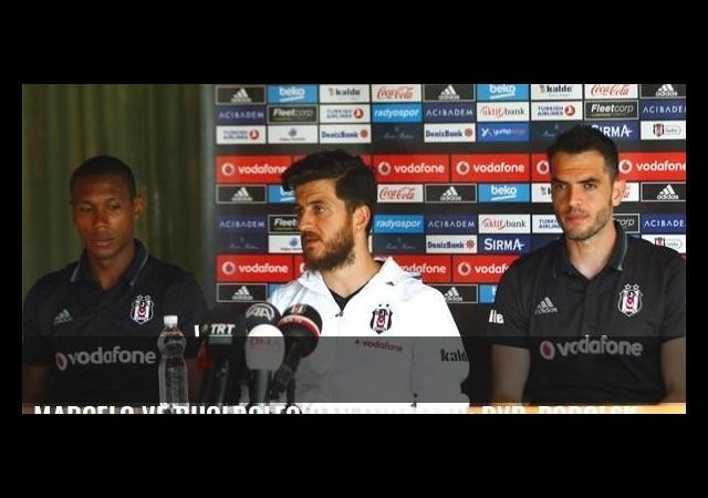 Marcelo ve Rholdolfo'dan itiraflar: RVP, Podolski...