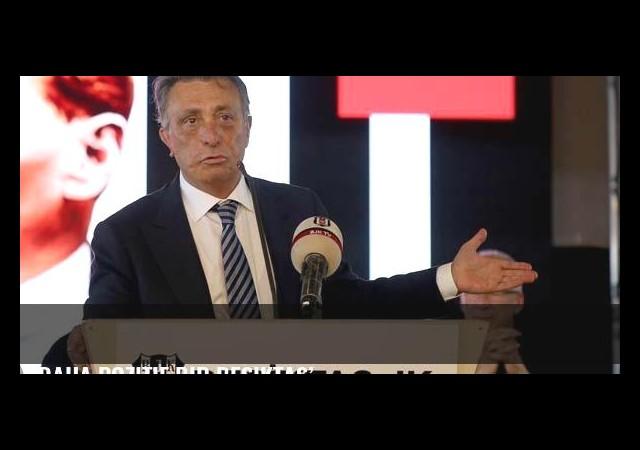 'Daha pozitif bir Beşiktaş'