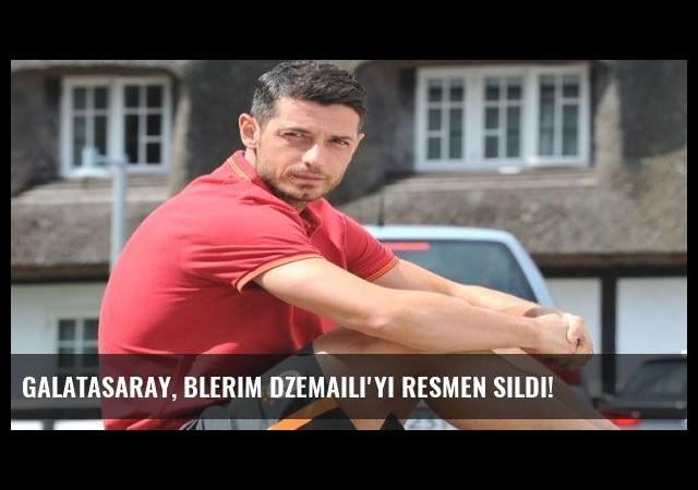 Galatasaray, Blerim Dzemaili'yi resmen sildi!