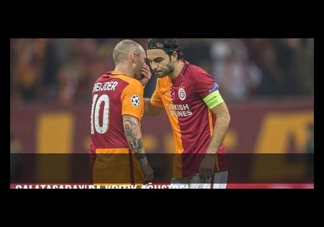 Galatasaray'da kritik Ağustos!