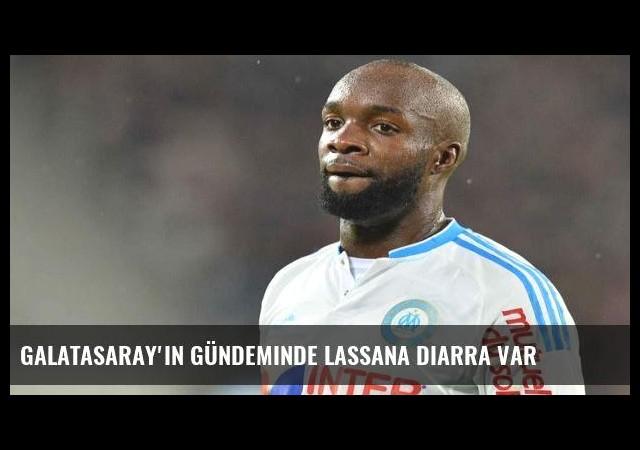Galatasaray'ın gündeminde Lassana Diarra var