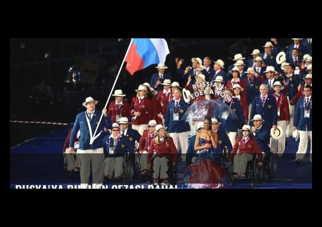 Rusya'ya bir men cezası daha!