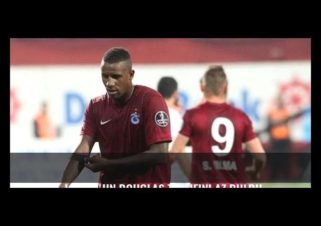 Trabzon, Lizbon'un Douglas teklifini az buldu