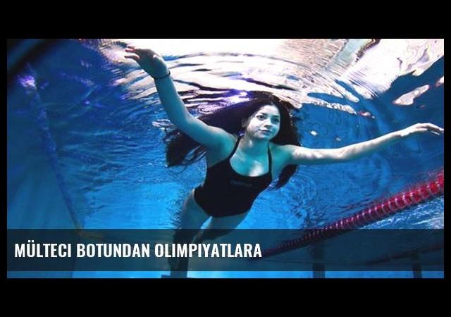 Mülteci botundan Olimpiyatlara