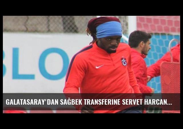 Galatasaray'dan sağbek transferine servet harcandı!