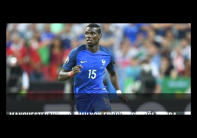 Manchester United 1 Milyon euro'ya sattığı Pogba'yı 105 katına geri aldı