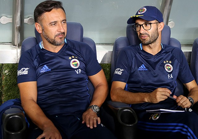Fenerbahçe'de Pereira krizi!