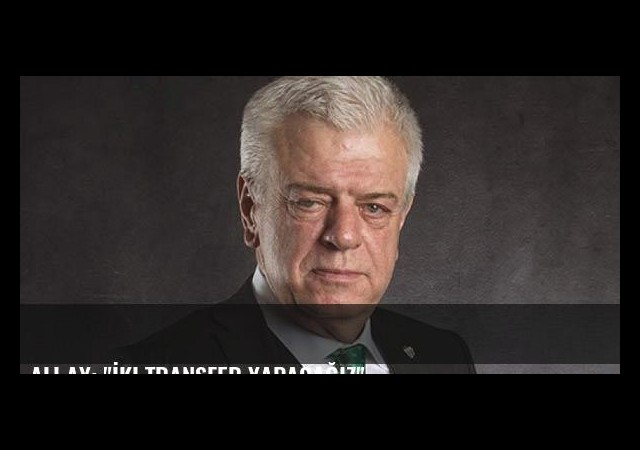 Ali Ay: 'İki transfer yapacağız'