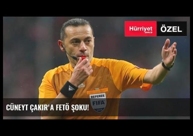 Cüneyt Çakır'a FETÖ şoku!