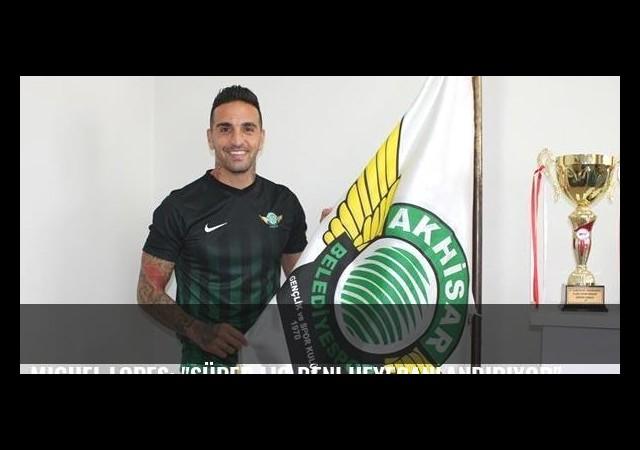 Miguel Lopes: 'Süper Lig beni heyecanlandırıyor'