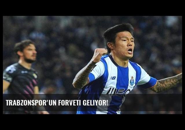 Trabzonspor'un forveti geliyor!
