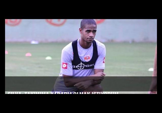 Silva: Takımıma yararlı olmak istiyorum