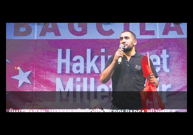 Ümit Karan: 'Hakan Şükür'ün derdi varsa yüzüme söylesin!'