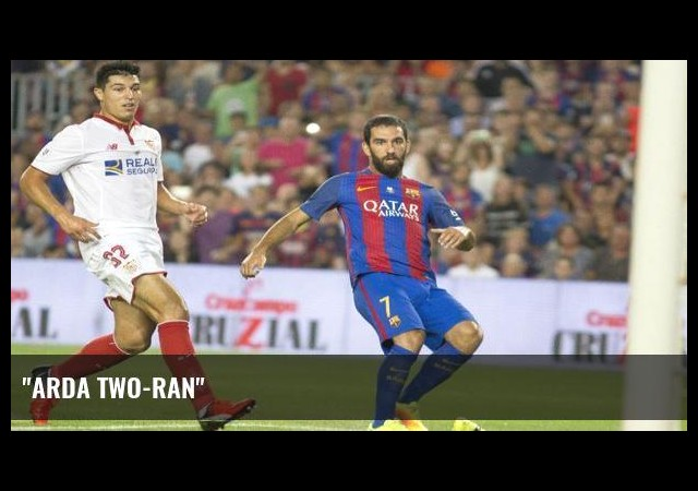 'Arda two-ran'