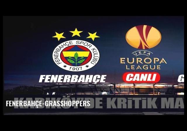 Fenerbahçe-Grasshoppers