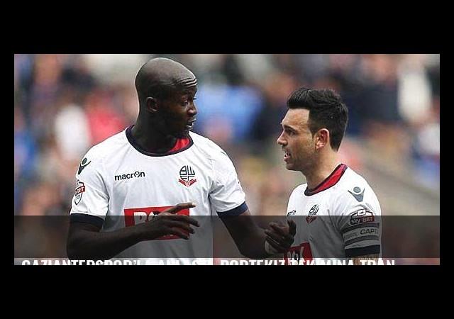 Gaziantepspor'la anlaştı, Portekiz takımına transfer oldu