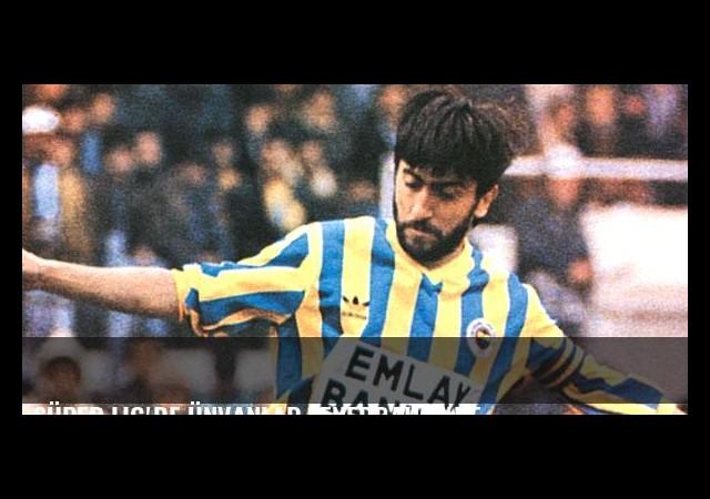Süper Lig'de ünvanlar Fenerbahçe'de
