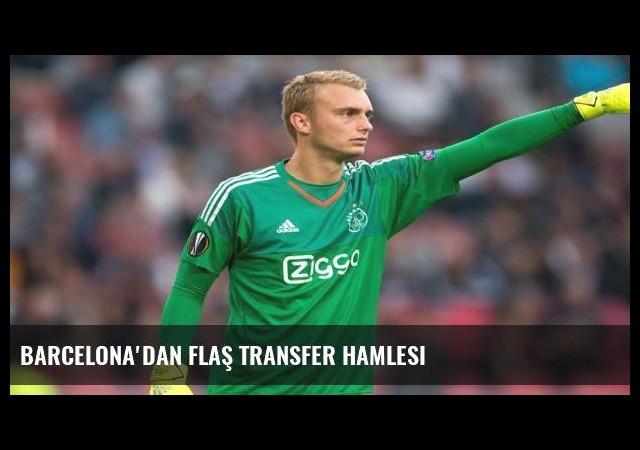 Barcelona'dan flaş transfer hamlesi