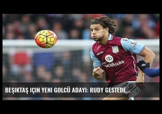 Beşiktaş için yeni golcü adayı: Rudy Gestede