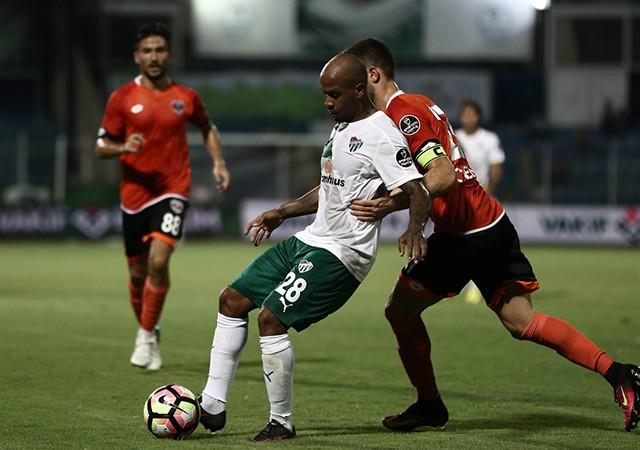 Adanaspor:1  Bursaspor:2 | MAÇ ÖZETİ