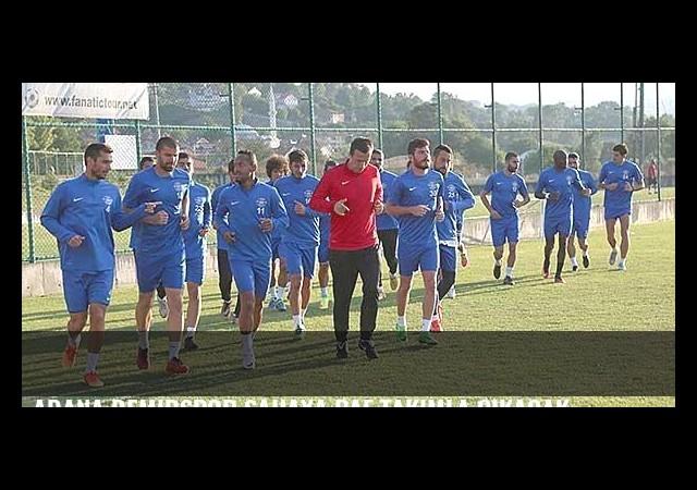 Adana Demirspor sahaya PAF takımla çıkacak
