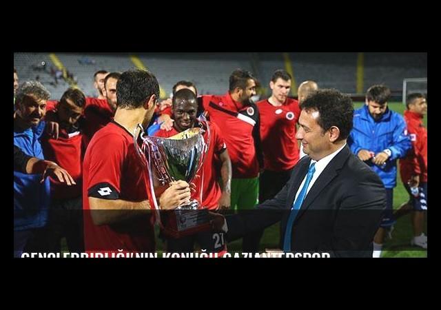 Gençlerbirliği'nin konuğu Gaziantepspor