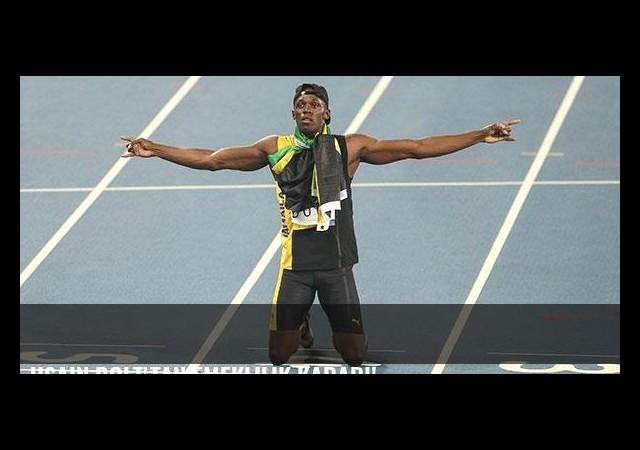 Usain Bolt'tan emeklilik kararı!