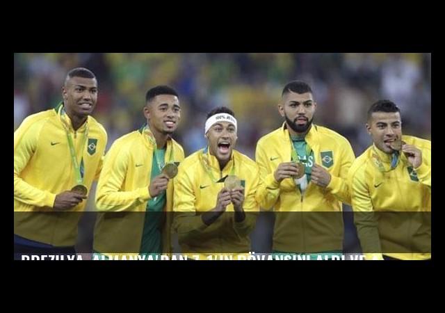 Brezilya, Almanya'dan 7-1'in rövanşını aldı ve altını kaptı