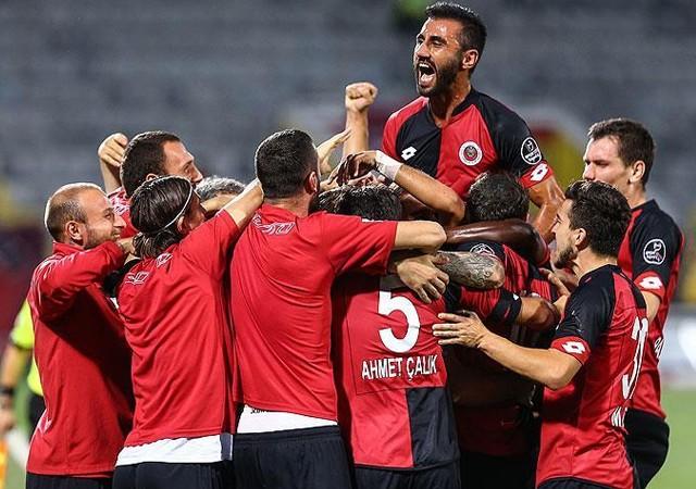 Gençlerbirliği 2-0 Gaziantepspor