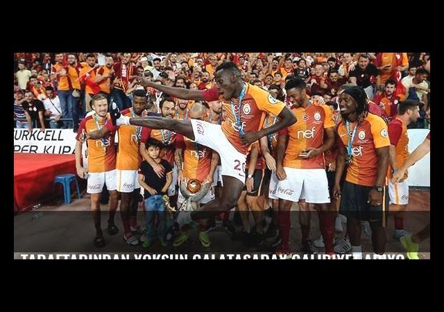Taraftarından yoksun Galatasaray galibiyet arıyor