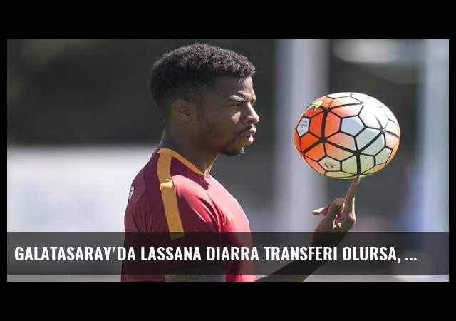 Galatasaray'da Lassana Diarra transferi olursa, Ryan Donk gidecek