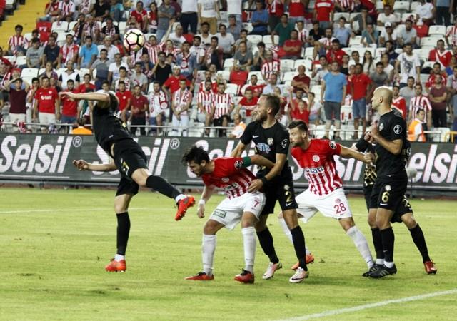 Antalyaspor 0-0 Osmanlıspor