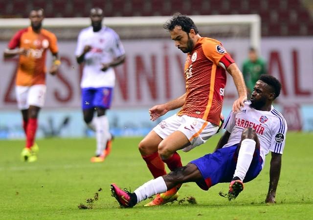 Galatasaray 1-0 Karabükspor | Süper Lig Maç sonucu