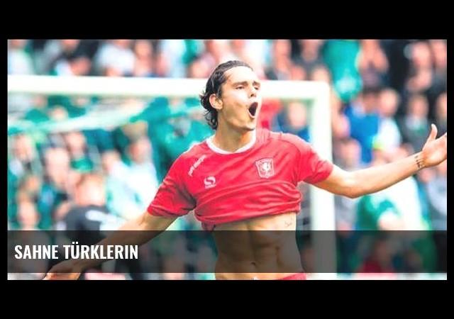 Sahne Türklerin