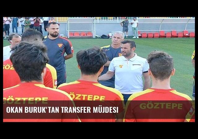 Okan Buruk'tan transfer müjdesi