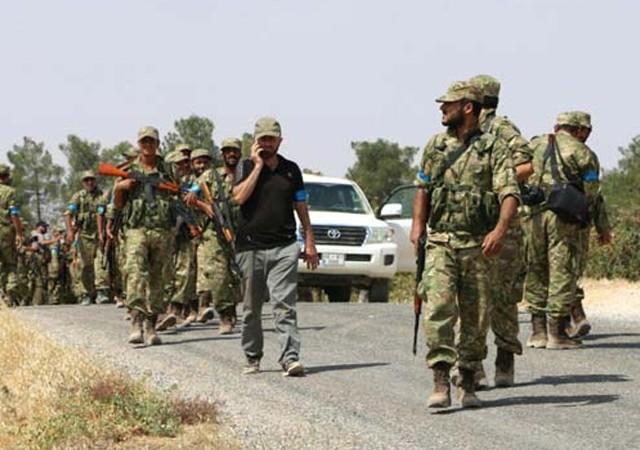 ÖSO dört köyü ele geçirdi, 46 IŞİD'li öldürüldü!