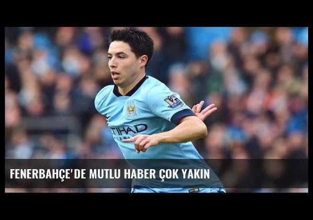 Fenerbahçe'de mutlu haber çok yakın