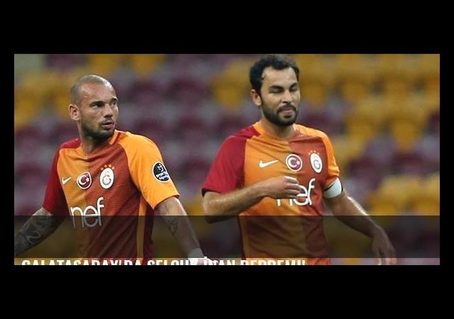 Galatasaray'da Selçuk İnan depremi!