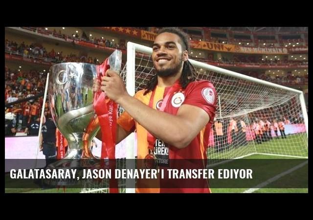 Galatasaray, Jason Denayer'i transfer ediyor