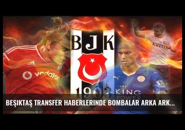 Beşiktaş transfer haberlerinde bombalar arka arkaya patladı! Eto'o...