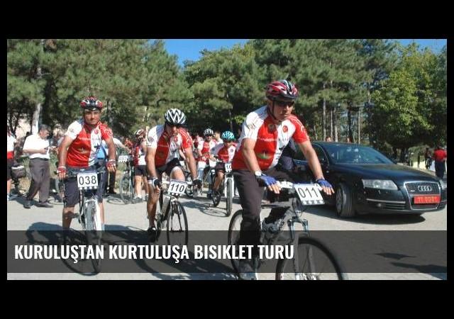 Kuruluştan Kurtuluşa Bisiklet Turu