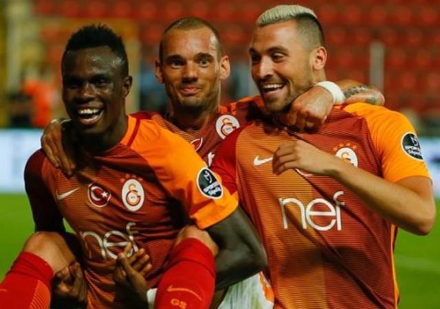 Galatasaray'da 2020 operasyonu!