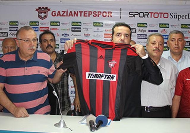 Gaziantepspor taraftarı kulübe forma sponsoru oluyor