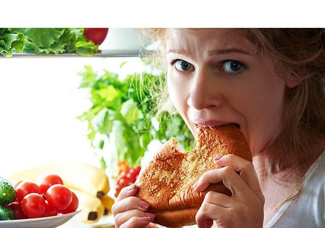 Sürekli aç hissetmenin nedenleri
