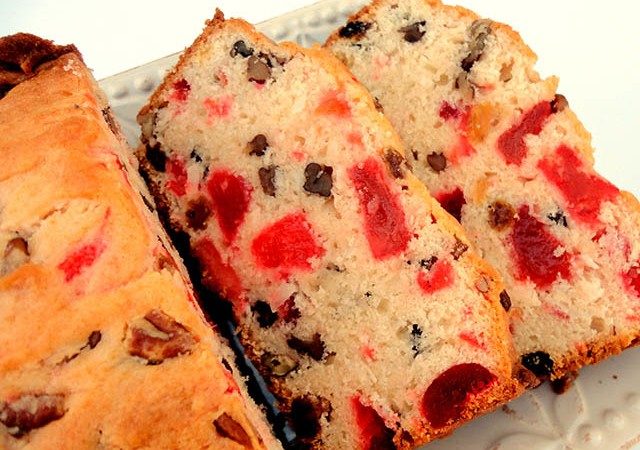 Nefis meyveli diyet kek tarifi
