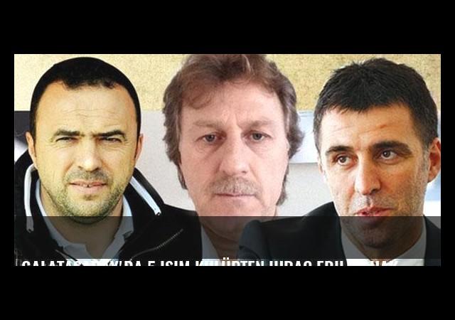 Galatasaray'da 5 isim kulüpten ihraç edildi! Hakan Şükür...